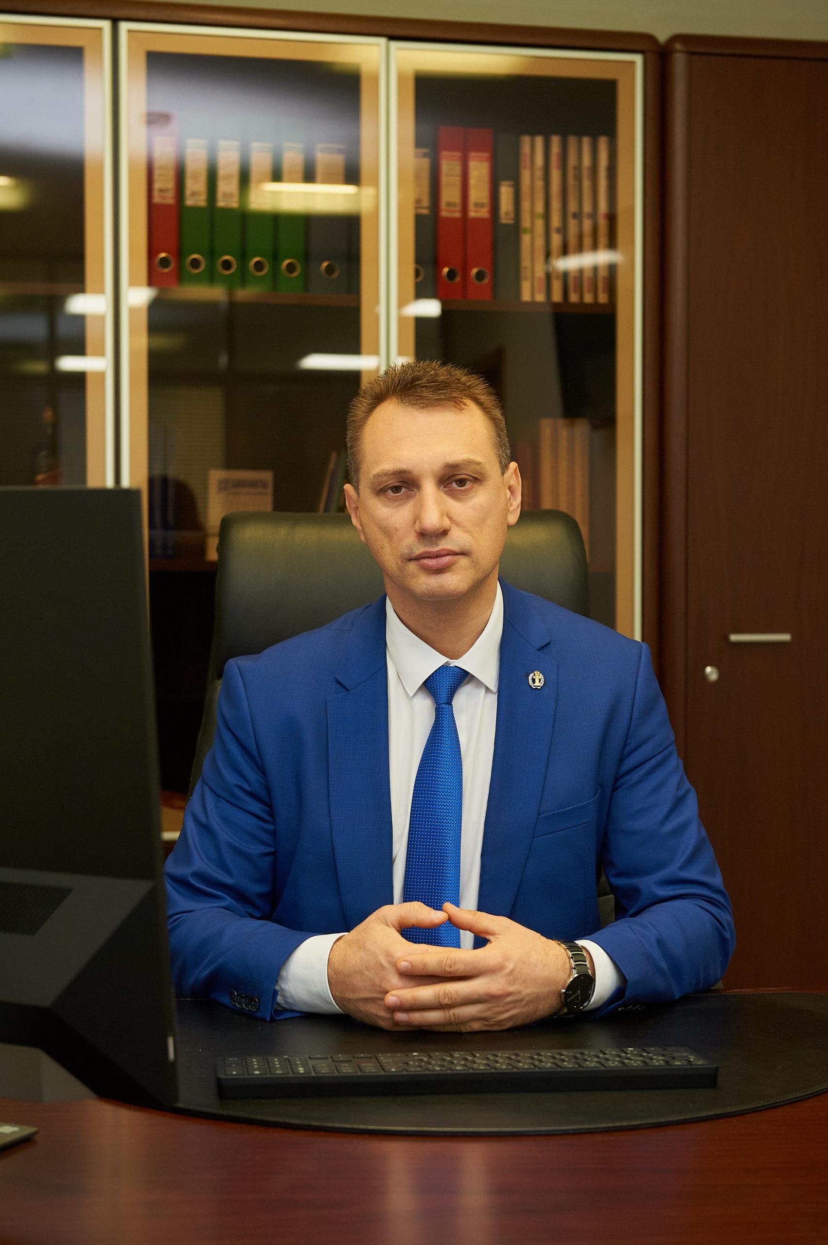 Ростислав Владимирович Хмыров – председатель Комиссии по защите профессиональных прав адвокатов адвокатской палаты Краснодарского края
