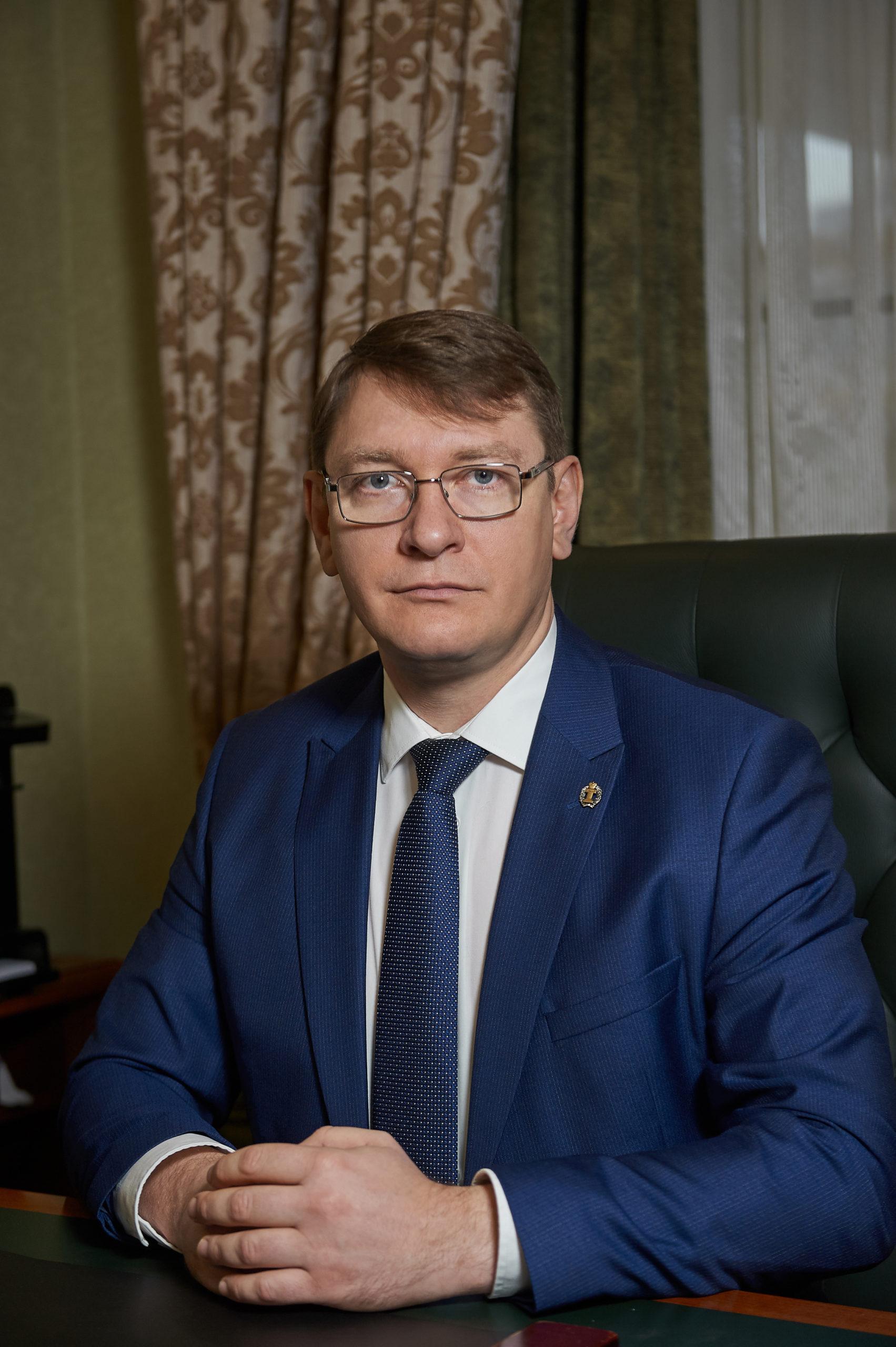 Чехов Андрей Владимирович. Президент Адвокатской палаты Краснодарского края