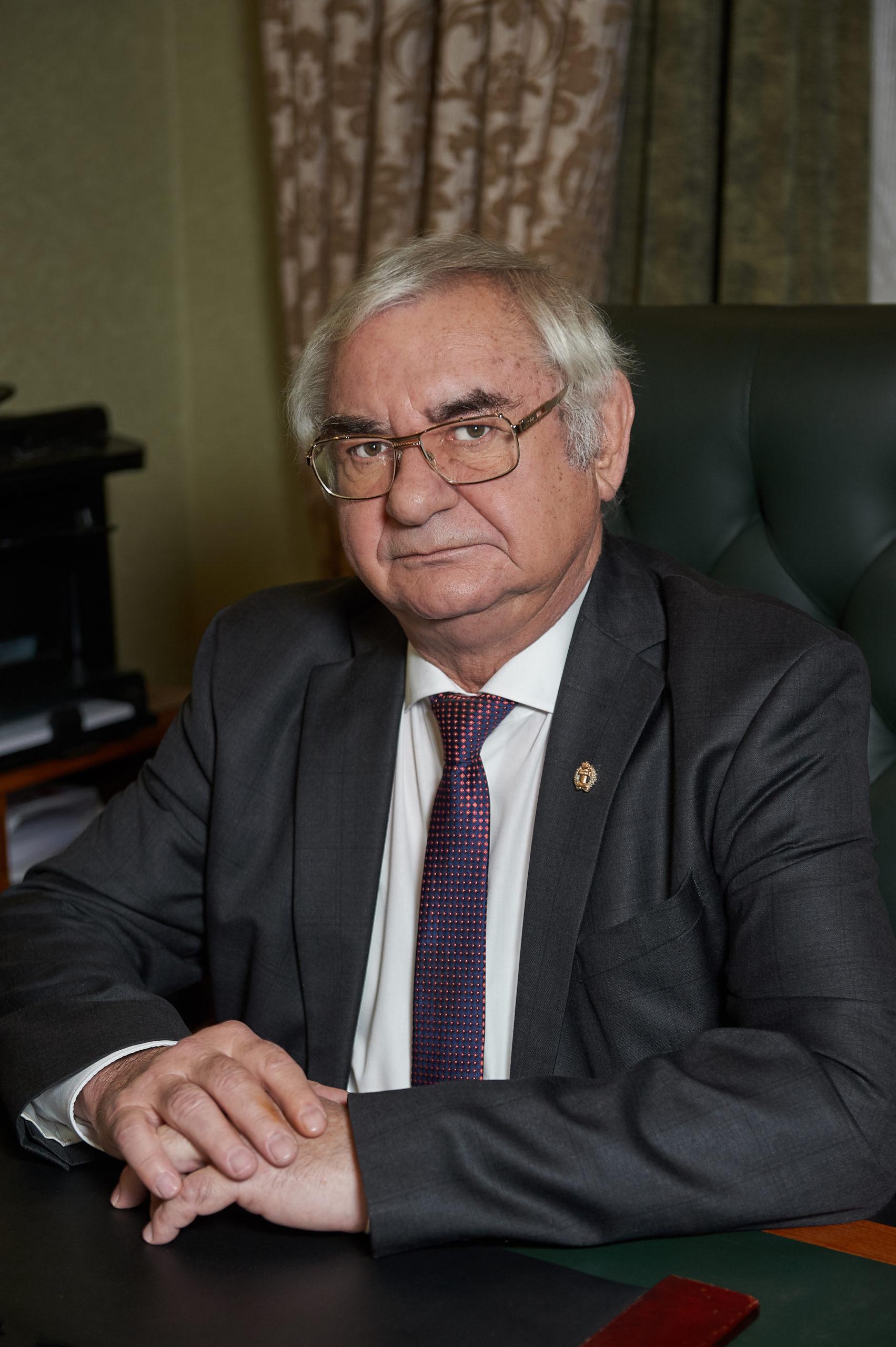 Чехов Владимир Петрович. Вице-президент Адвокатской палаты Краснодарского края.