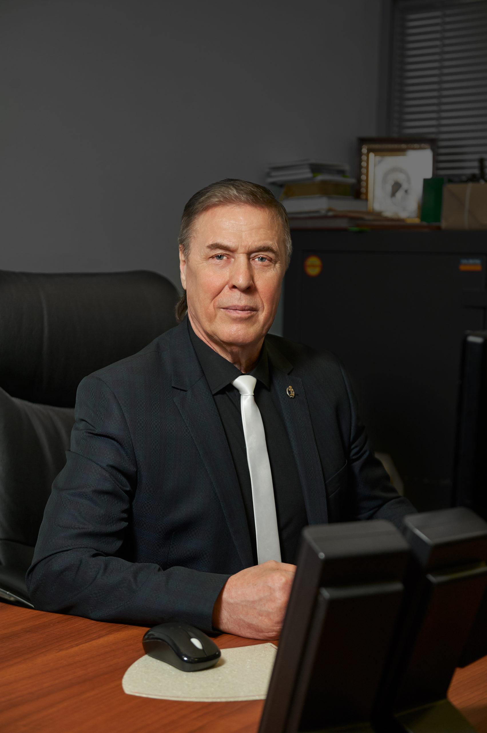 Аксенов Жан Сулейманович. Вице-президент адвокатской палаты Краснодарского края